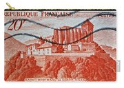 1949 Republique Francaise Stamp Carry-all Pouch