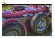1950 Allard J2 Competition Roadster Carry-all Pouch
