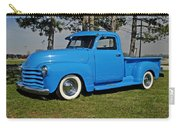 1950 Baby Blue Chevrolet Pu Carry-all Pouch
