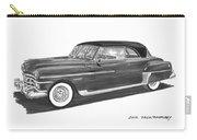 1950 Chrysler Newport Carry-all Pouch