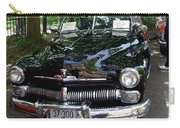 1950 Crysler Mercury Carry-all Pouch