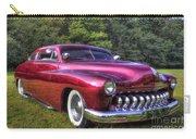 1950 Custom Mercury Carry-all Pouch