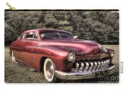 1950 Custom Mercury Subdued Color Carry-all Pouch