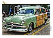 1950 Ford Deluxe Woody Station Wagon Carry-all Pouch