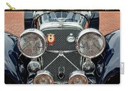 1950 Jaguar Xk120 Roadster Grille Carry-all Pouch