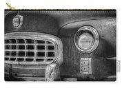 1950 Nash Statesman Carry-all Pouch by Scott Norris