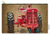 1950s Era International Harvester Tractor E108 Carry-all Pouch by Wendell Franks