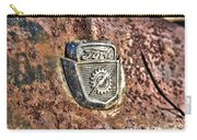 1950's Ford Truck Emblem Carry-all Pouch