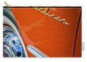 1951 Ford Crestliner Emblem - Wheel Carry-all Pouch