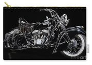 1951 Indian Chief Blackhawk Carry-all Pouch