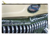 1952 Buick Eight Grill Carry-all Pouch
