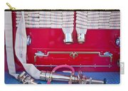 1952 L Model Mack Pumper Fire Truck Hoses Carry-all Pouch