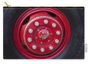 1952 L Model Mack Pumper Fire Truck Wheel Carry-all Pouch