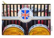 1952 Mg Replica Grille Emblem Carry-all Pouch