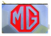 1952 Mg Roadster Emblem Carry-all Pouch
