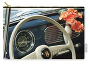 1952 Volkswagen Vw Bug Steering Wheel Carry-all Pouch