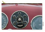1953 Aston Martin Db2-4 Bertone Roadster Instrument Panel Carry-all Pouch