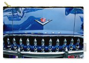 1953 Desoto Firedome Convertible Grille Emblem Carry-all Pouch