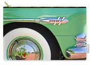 1953 Hudson Hornet Sedan Wheel Emblem Carry-all Pouch