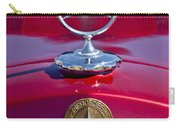 1953 Mercedes Benz Hood Ornament Carry-all Pouch