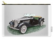 Mg T D 1953 Carry-all Pouch