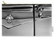 1953 Packard Caribbean Convertible Emblemblem Carry-all Pouch