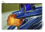 1953 Pontiac Hood Ornament 3 Carry-all Pouch