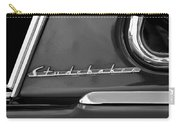 1953 Studebaker Champion Starliner Side Emblem Carry-all Pouch
