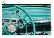 1954 Chevrolet Belair Steering Wheel 3 Carry-all Pouch