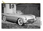 1954 Chevrolet Corvette -203bw Carry-all Pouch