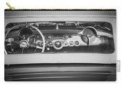 1954 Chevrolet Corvette Steering Wheel -139bw Carry-all Pouch