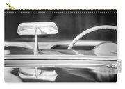 1954 Chevrolet Corvette Steering Wheel -311bw Carry-all Pouch