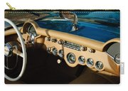 1954 Chevrolet Corvette Steering Wheel -502c Carry-all Pouch
