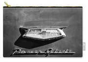 1954 Chevrolet Power Glide Emblem Carry-all Pouch by Jill Reger