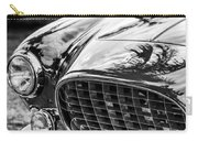1954 Ferrari Europa 250 Gt Grille -1336bw Carry-all Pouch