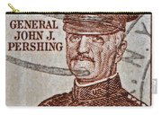 1954 General John J. Pershing Stamp Carry-all Pouch