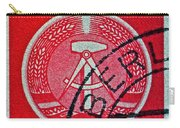 1954 German Democratic Republic Stamp - Berlin Cancelled Carry-all Pouch