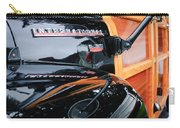 1954 International Harvester R140 Woody Wagon  Carry-all Pouch by Jill Reger