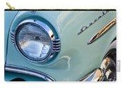 1954 Lincoln Capri Headlight Carry-all Pouch by Jill Reger
