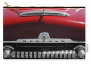 1954 Mercury Monterey Hood Ornament Carry-all Pouch