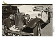 1954 Mg Td Sepia Carry-all Pouch
