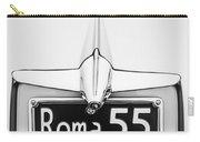 1955 Alfa Romeo 1900 Css Ghia Aigle Cabriolet Grille Emblem - Super Sprint Emblem -0601bw Carry-all Pouch