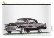 1955 Cadillac Series 62 Convertible Carry-all Pouch