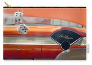 1955 Chevrolet Belair Dashboard Carry-all Pouch