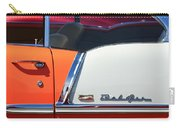 1955 Chevrolet Belair Side Emblem Carry-all Pouch