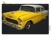 1955 Chevy Bel Air Harvest Gold Carry-all Pouch