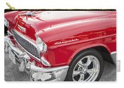 1955 Chevy Cherry Red Carry-all Pouch