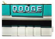 1955 Dodge C-3-b8 Pickup Truck Grille Emblem Carry-all Pouch by Jill Reger