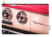 1955 Ford Crown Victoria Fordomatic Emblem Carry-all Pouch