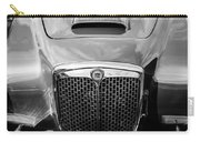 1955 Lancia Aurelia B24 Spyder America Roadster Grille -0278bw Carry-all Pouch